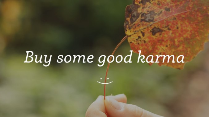 Buy Good Karma